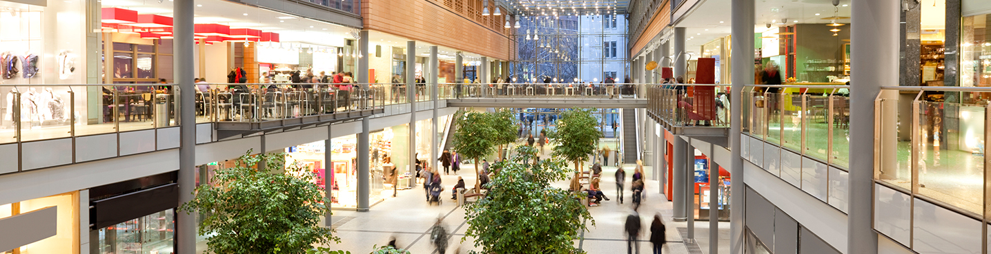 SSI Service client centres commerciaux