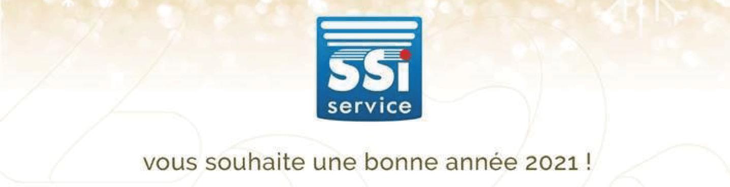 SSI Service vous souhaite une bonne année